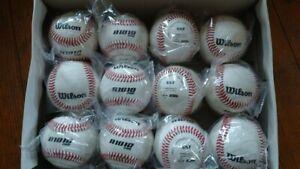 Wilson A1010 PRO Baseballs - Pack of 12