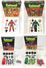 Fantanauti Micronauts Wiscid Totila Gig Takara Italian Rare Vintage 1984 1980's