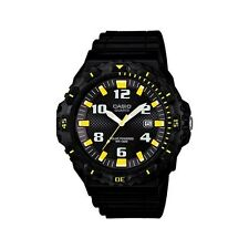 Casio Men's Analogue Day And Date Water Resist Solar Watch, MRW-S300H-1BVDF