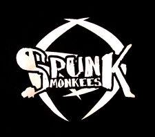 SPUNK MONKEES small T shirt Tupelo modern-rock Mississippi 1980s monkeys