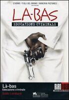 Dvd **LA'-BAS ♦ EDUCAZIONE CRIMINALE** di Guido Lombardi nuovo 2011