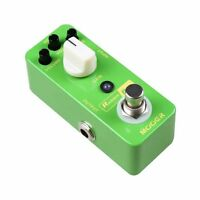 Mooer Micro Compact 'Rumble Drive' Overdrive Effects Pedal, MOD2