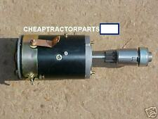8N 9N 2N  FORD TRACTOR STARTER WITH DRIVE!