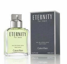 Calvin Klein Eternity Cologne for Men 100 ml EDT Spray
