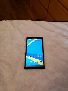"Blackberry Priv STV100-1 32GB 5.4"" 4G LTE AT&T Smartphone"