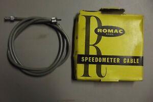 ROMEC LAMBRETTA  SPEEDDOMETER CABLE FS-108