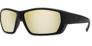 COSTA TUNA ALLEY Sunglasses Yellow/Sunrise Silver Mirror 580 GLASS, Blackout.