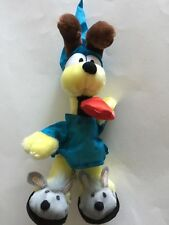 Play by Play Odie Plush toy with tag