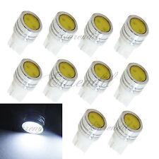 T10 10x White LED High Power Wedge Xenon Bulb #St4 168 192 Front Parking Light