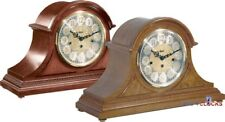 Hermle Amelia Mechanical Mantel Clock Oak 33% OFF MSRP 21130-I90340