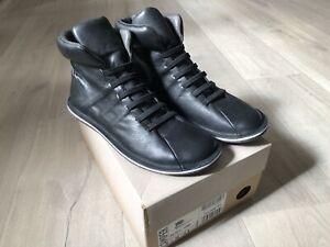 Camper Beetle Boots Black Women Size EU 38 / US 8