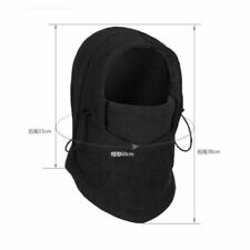 Unisex Winter Warm Snood Fleece Men Scarf Hood Neck Face Mask Cycling Ski Hat