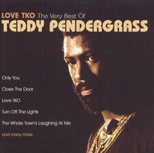 Teddy Pendergrass - Love TKO  Very Best of - CD