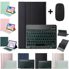 For Samsung Galaxy Tab A7 10.4 2020 T500 T505 Tablet Keyboard Leather Case Cover
