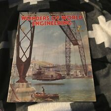 WONDERS OF WORLD ENGINEERING. PART 13. 1938