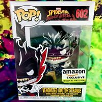 Venomized Doctor Strange GITD Amazon Exclusive Maximum Venom Funko POP! *Mint*