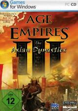 AGE OF EMPIRES 3 AddOn ASIAN DYNASTIES * Neuwertig