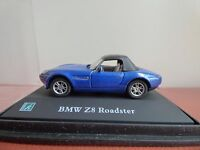 Hongwell Cararama BMW Z8 Roadster Cabrio 00 GAUGE DIORAMA DISPLAY TOY CAR 1:72