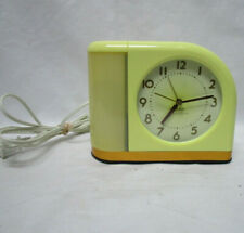 Big Ben Moon Beam Alarm Clock Reproduction 6.5 x 5.25 x 2.25in - Tested & Works!