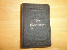 1889 - The New Testament, Origilal Greek Translation, American Bible