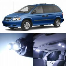 20 x Xenon White Interior LED Lights Package For 2001- 2007 Dodge Caravan +TOOL