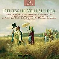 Deutsche Volkslieder-Wallet Bo von Various, Linek,Lars | CD | Zustand gut
