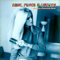 Various Artists - Love Peace & Poetry: American Psychedelic Music (CD) (2006)