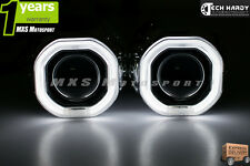 Volkswagen Polo Headlight HID BI-XENON CREE LED Halo Ring Square Projector