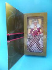 BARBIE an AVON EXCLUSIVE SPECIAL EDITON Winter Rhapsody Blonde Doll Boxed Mattel