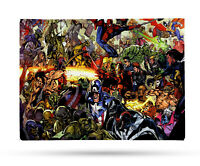Avengers Endgame Superheroes Jigsaw Puzzle 80 Pieces A5 Home Family Game Gift