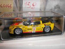 Spark 166 - Chevrolet Corvette C6R #6 Winner 24h Spa FIA GT 2007 - 1:43