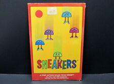 SNEAKERS, Atari 800, Disk 48K, Sirius Software 1980, New, Factory Sealed