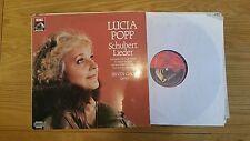 LUCIA POPP SCHUBERT LIEDER - IRWIN GAGE PIANO - EL 2700671 - LP