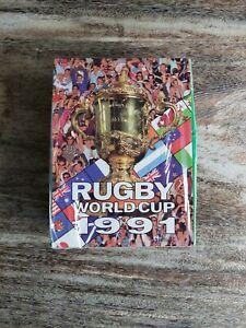 1991 Regina Rugby Union World Cup unopened box