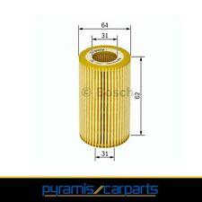 NUOVO 1x Bosch filtro dell'olio, filtro dell'olio auto 1457429194 VOLKSWAGEN, VW (€ 10,45/Unità)