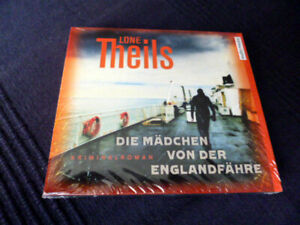 6CD HÖRBUCH Lone Theils Die Mädchen Von Der Englandfähre KRIMI mit Solveig Duda