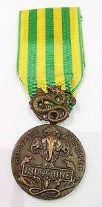 Décoration Militaire Indochine. AD4140