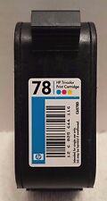 HP Inkjet Print Cartridge 78 Tri-Color Cartridge C6578D