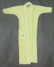 *Vintage Barbie 1961 Singing In The Shower #988 Bath Robe-Excellent Condition