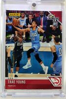 2018-19 Panini Instant Ice Rising Stars Trae Young Rookie RC #11, Atlanta Hawks