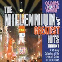 WCBS FM101.1: The Millennium's Greatest Hits, Volume 1 NEW CD