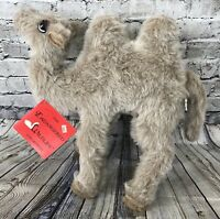 Vintage Endangered Wildlife Collection 1979 Camel Plush Stuffed Animal With Tag