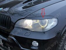 Fit For BMW X5 Series E70 2006-2013 Hidlights Eyebrows Eyelids