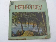 Hits of Manna Dey ECLP 2518 Bengali LP Record India NM-1438