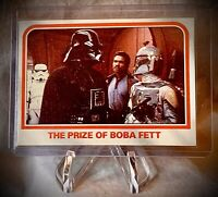 1980 STAR WARS #91 - The Prize of Boba Fett - Empire Strikes Back ESB Card