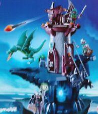Playmobil -- Pièce de rechange -- Donjon du dragon vert 4836  --