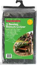 3 Seater Garden Bench Protective Cover  162 cm x 63.5 cm /89 cm  x 66 cm