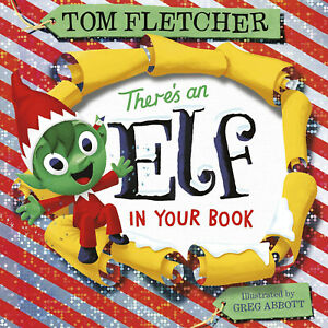 There's an Elf in Your Book (Who's in Your Book?) - 9780241357347