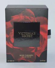 NEW VICTORIA'S SECRET ROSE CARAMEL EAU DE PARFUM PERFUME BODY SPRAY MIST 3.4 OZ
