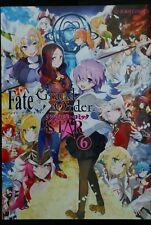 "JAPAN Type-Moon FGO: Fate/Grand Order Anthology Comic ""STAR"" vol.6"